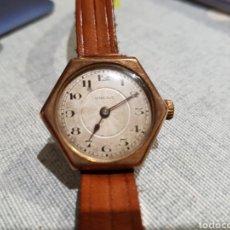 Relojes - Rolex: ANTIGUO RELOJ ROLEX 9K EN FUNCIONAMIENTO. Lote 92755504