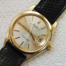 Relojes - Rolex: ROLEX OYSTER DATE REF. 1500, EN ORO DE 9 QTS. MUY RARO. Lote 93972075