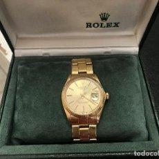 Relojes - Rolex: RELOJ ROLEX OYSTER PERPETUAL ORO. Lote 94164870