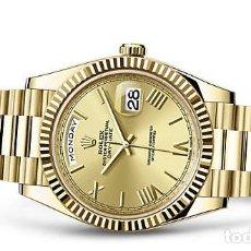 Relojes - Rolex: ROLEX ORO CABALLERO. Lote 95448447