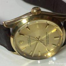Relojes - Rolex: ROLEX OYSTER EN ORO 14K MACIZO CONDICION PERFECTO. Lote 95498715
