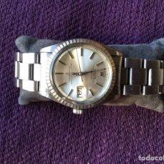 Relojes - Rolex: RELOJ ROLEX OYSTER PERPETUAL DATE ACERO DEL AÑO 1978. Lote 98142644
