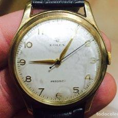 Relojes - Rolex: BONITO ROLEX PRECISIÓN AÑOS 50 ORO DE 18 KLTS, CUERDA. Lote 104404987