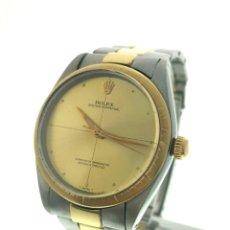 Relojes - Rolex: ROLEX OYSTER PERPETUAL-ACERO-ORO 18K.-CABALLERO ¡¡COMO NUEVO!!. Lote 46974151