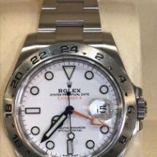 Relojes - Rolex: ROLEX OYSTER PERPETUAL DATE EXPLORER II. Lote 107588415