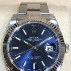 Relojes - Rolex: ROLEX DATAYUST STEEL AND GOLD, MODELO 126334. Lote 107672431