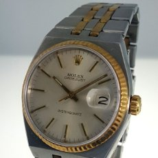Relojes - Rolex: ROLEX DATEJUST-EDICION 1.000 UNIDADES-ORO 18K Y ACERO ¡¡COMO NUEVO!!. Lote 105225327