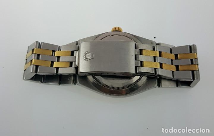 Relojes - Rolex: ROLEX DATEJUST-EDICION 1.000 UNIDADES-ORO 18K Y ACERO ¡¡COMO NUEVO!! - Foto 3 - 105225327