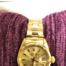 Relojes - Rolex: ROLEX SEÑORAS DATEJUST ORO 26MM PRESIDENTE-COLOR) DIAL, MODE. Lote 109540195