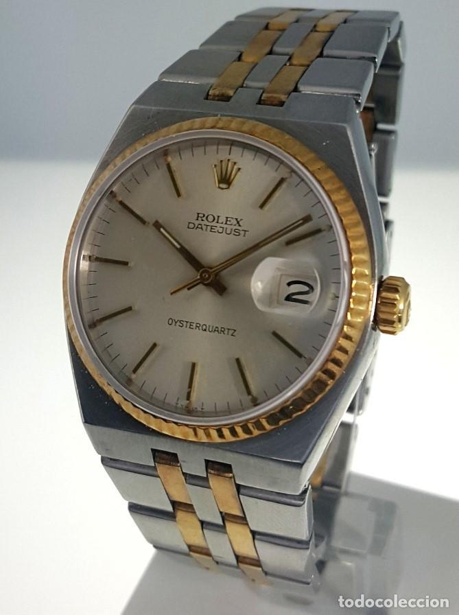 ROLEX OYSTERDATE -EDIC.ESPECIAL 1.000 UNIDADES-ORO 18K Y ACERO ¡¡COMO NUEVO!! (Relojes - Relojes Actuales - Rolex)