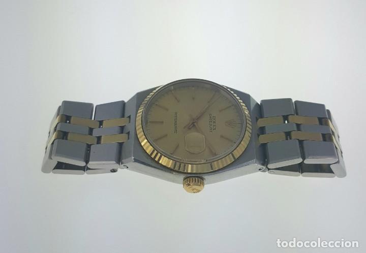 Relojes - Rolex: ROLEX OYSTERDATE -EDIC.ESPECIAL 1.000 UNIDADES-ORO 18K Y ACERO ¡¡COMO NUEVO!! - Foto 3 - 115255211
