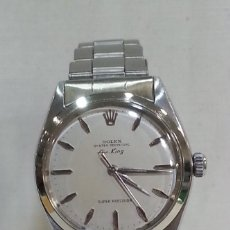 Relojes - Rolex: ROLEX AIR KING PRECISION 5500. Lote 117982291