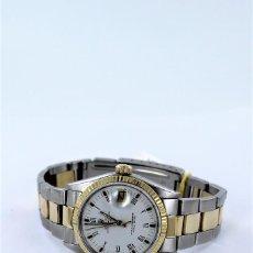 Relojes - Rolex: ROLEX CABALLERO DE ACERO Y ORO REF 1505. Lote 132506462