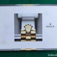 Relojes - Rolex: CATALOGO RELOJES ROLEX 2017-18. 211 PG. 24X17.5. TOTALMENTE ILUSTRADO COLOR. Lote 133279606