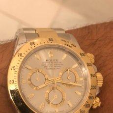 Relojes - Rolex: ROLEX DAYTONA ACERO Y ORO REF 116523 OPORTUNIDAD. Lote 130938344