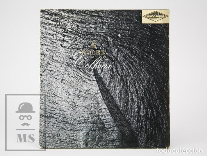 Relojes - Rolex: Catálogo de Relojes de Pulsera y Lista de Precios Año 1987 - Rolex. Cellini - Suiza, 1990 - Foto 2 - 136778662