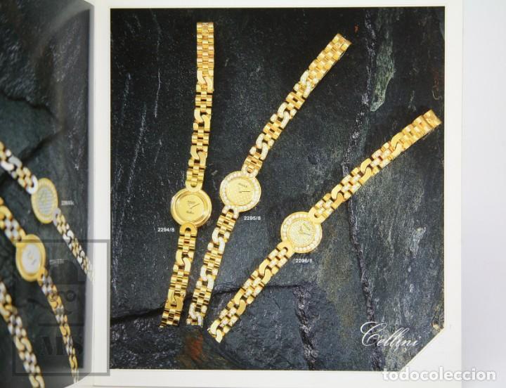 Relojes - Rolex: Catálogo de Relojes de Pulsera y Lista de Precios Año 1987 - Rolex. Cellini - Suiza, 1990 - Foto 4 - 136778662