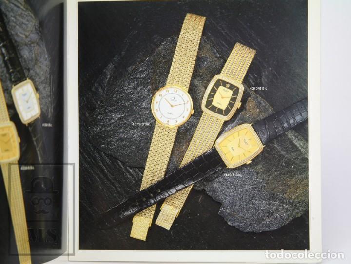 Relojes - Rolex: Catálogo de Relojes de Pulsera y Lista de Precios Año 1987 - Rolex. Cellini - Suiza, 1990 - Foto 6 - 136778662