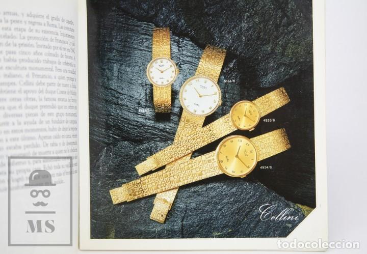 Relojes - Rolex: Catálogo de Relojes de Pulsera y Lista de Precios Año 1987 - Rolex. Cellini - Suiza, 1990 - Foto 7 - 136778662