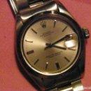 Relojes - Rolex: RELOJ ROLEX DATE ACERO. Lote 136873554