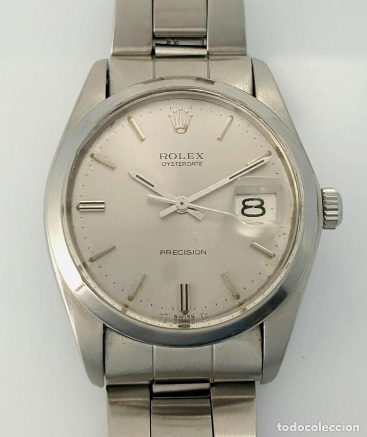 ROLEX OYSTER DATE. (Relojes - Relojes Actuales - Rolex)