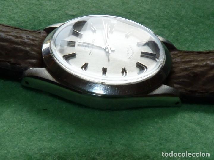 Relojes - Rolex: ELEGANTE RELOJ ROLEX TUDOR AUTOMATICO 1966 MODELO 7995 CALIBRE 2483 CAJA OYSTER ACERO 17 RUBIS - Foto 8 - 84419164