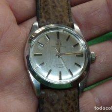 Relojes - Rolex: ELEGANTE RELOJ ROLEX TUDOR AUTOMATICO 1966 MODELO 7995 CALIBRE 2483 CAJA OYSTER ACERO 17 RUBIS. Lote 84419164