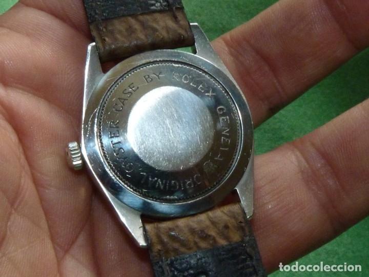 Relojes - Rolex: ELEGANTE RELOJ ROLEX TUDOR AUTOMATICO 1966 MODELO 7995 CALIBRE 2483 CAJA OYSTER ACERO 17 RUBIS - Foto 11 - 84419164