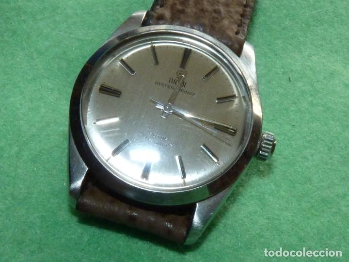 Relojes - Rolex: ELEGANTE RELOJ ROLEX TUDOR AUTOMATICO 1966 MODELO 7995 CALIBRE 2483 CAJA OYSTER ACERO 17 RUBIS - Foto 13 - 84419164