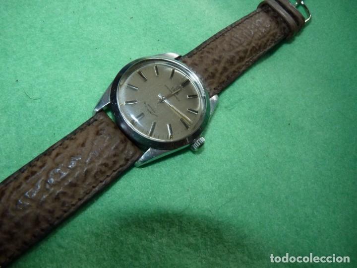 Relojes - Rolex: ELEGANTE RELOJ ROLEX TUDOR AUTOMATICO 1966 MODELO 7995 CALIBRE 2483 CAJA OYSTER ACERO 17 RUBIS - Foto 3 - 84419164