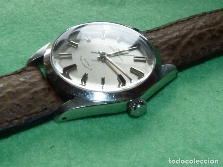 Relojes - Rolex: ELEGANTE RELOJ ROLEX TUDOR AUTOMATICO 1966 MODELO 7995 CALIBRE 2483 CAJA OYSTER ACERO 17 RUBIS - Foto 2 - 84419164