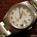 Relojes - Rolex: ROLEX DATEJUST ACERO. Lote 146370958