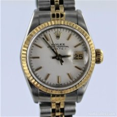 Relojes - Rolex: ROLEX OYSTER SEÑORA DATEJUST 69173 ACERO Y ORO. Lote 149497694