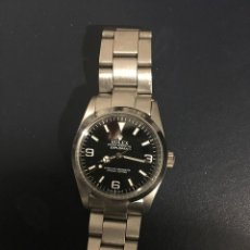 Relojes - Rolex: ROLEX OYSTER PERPETUAL EXPLORER. Lote 151177878