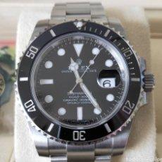 Relojes - Rolex: ROLEX SUBMARINER DATE 116610LN. Lote 156647801
