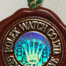 Relojes - Rolex: PRECINTO LACRE ORIGINAL ROLEX. Lote 156828104