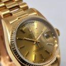 Relojes - Rolex: RELOJ DE ORO ROLEX, OYSTER PERPETUAL DE HOMBRE . Lote 160380030