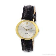 Relojes - Rolex: ROLEX CELLINI RELOJ DE SEÑORA ORO AMARILLO 18K. Lote 160947946