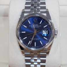 Relojes - Rolex: ROLEX OYSTER PERPETUAL DATEJUST 36, 126200. Lote 165075622