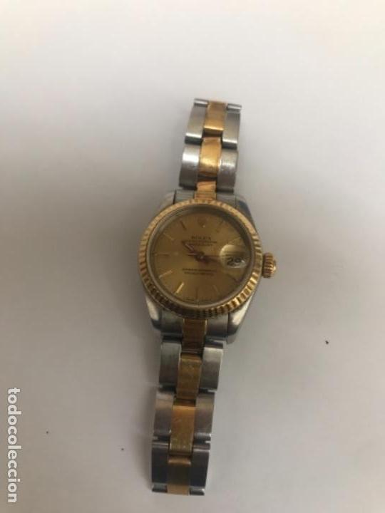 Rolex Y 165462758 En Señora Acero De Oro Vendido Venta Directa hQrdtsC