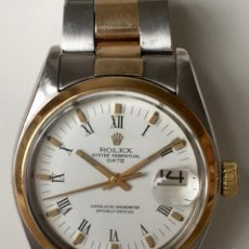 Relojes - Rolex: ROLEX OYSTER PERPETUAL DATE ORO 18KTS-ACERO ¡¡COMO NUEVO!!. Lote 166653430