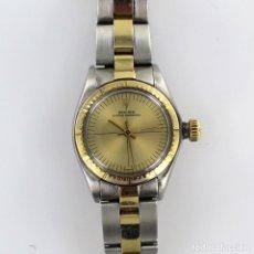 Relojes - Rolex: ROLEX SRA EN ACERO Y ORO REF 6724. Lote 167839468