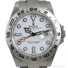 c31582e95 Admite ofertas · Relojes - Rolex: ROLEX EXPLORER II BLANCO 216570 CAJA Y  PAPELES. Lote 171606169