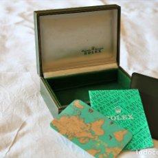Relojes - Rolex: CAJA VINTAGE ROLEX OYSTER 1997/98. VINTAGE ROLEX OYSTER BOX.. Lote 172157505