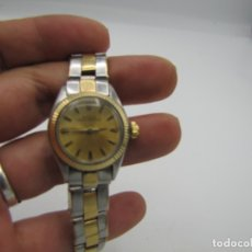 Relojes - Rolex: ROLEX OYSTER PERPETUAL LADY REF:6619 STEEL AND GOLD RELOJ DAMA ROLEX OYSTER PERPETUAL. Lote 172622143