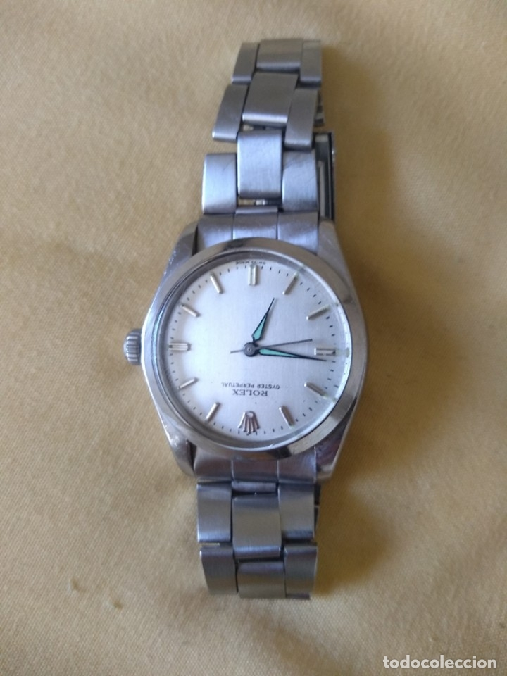 ROLEX OYSTER PERPETUAL (Relojes - Relojes Actuales - Rolex)