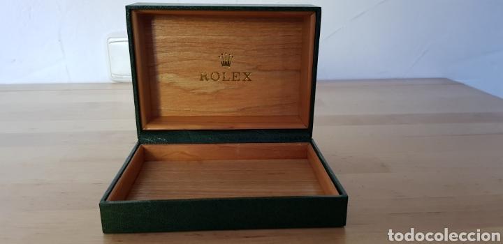 CAJA ROLEX REPLICA (Relojes - Relojes Actuales - Rolex)