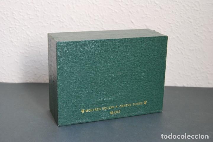Relojes - Rolex: CAJA DE RELOJ ROLEX - MONTRES - T - Foto 4 - 175788869