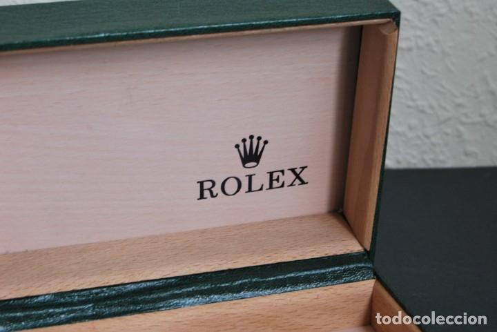 Relojes - Rolex: CAJA DE RELOJ ROLEX - MONTRES - T - Foto 6 - 175788869