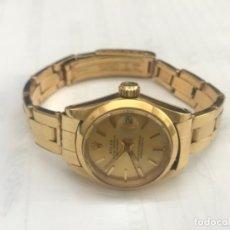 Relojes - Rolex: RELOJ ROLEX DE SEÑORA EN ORO. Lote 175965817